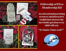 Fellowship of Elves, true history of Santa, for children 8+, parent resource kit