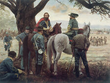 """The Homecoming"" Don Stivers Civil War Signed Artist Proof Print"