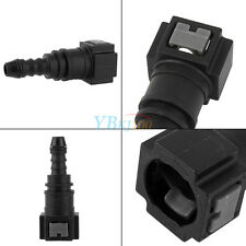 8mm Gas Fuel Inline Line Petrol Hose Pipe Tube Quick Release Coupler Connector