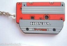 Honda K Series Cam Cover Keyring Keychain - Type R K20 Civic FN2 K24 ACCORD CL7