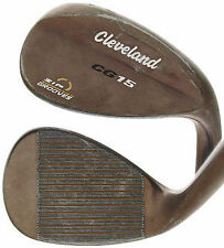 NEW Cleveland CG15 56 degree 14 Oil Quench Wedge Golf Club Zip Grooves