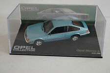 Modellauto 1:43 Opel Collection Opel Monza A 1978-1982 Nr. 75