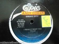 "SMOKE CITY - I Really Want You ~ 12"" Single US PRESS"