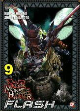 MONSTER HUNTER FLASH 9 GP PUBLISHING