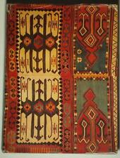 BOOK Flat-Woven Textile Arthur Jenkins Collection Turkish Caucasian kilim carpet