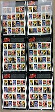 4336-40 Black Cinema, uncut press sheet of 120 42¢ stamps, 2008, $50.40 face