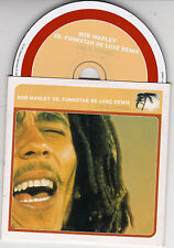 CD CARDSLEEVE BOB MARLEY VS. FUNKSTAR DE LUXE REMIX 2T SUN IS SHINING 1999