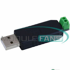 CH340 USB To RS485 485 Converter Adapter Module For Win7/Linux/XP/Vista MF