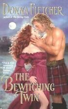 The Bewitching Twin Fletcher, Donna Mass Market Paperback