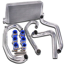 ALLOY FRONT MOUNT INTERCOOLER KIT FOR SUBARU IMPREZA TURBO CLASSIC GC8 93-01
