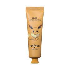 [US SELLER] TONYMOLY X POKEMON Eevee Hand Cream Korean Cosmetics
