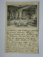 COMO Grand Hotel au Lac Plinius vecchia cartolina