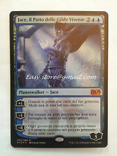 JACE, IL PATTO DELLE GILDE VIVENTE - JACE, THE LIVING GUILDPACT FOIL ITA MAGIC