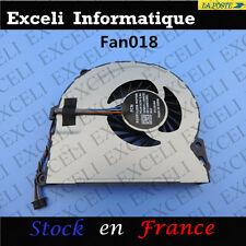 Ventilateur CPU Refroidissem Fan HP ENVY 15T 15 Touchsmart ENVY 17 COOLING