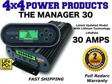 REDARC BMS1230S2 BATTERY MANAGEMENT SYSTEM CHARGER MANAGER 30 DUAL BATTERY KIT