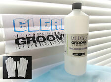 *new CLEAR GROOVE XL - 1L RCM FLUID for record cleaning machines