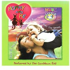 Mommy And Me: Mary Had A Little Lamb The Countdown Kids MUSIC CD