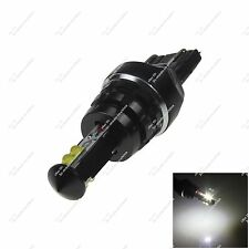 1X White 7443 7440 W21W 4 Cree LED Brake Light Turn Lamp Side Tail Bulb 20368
