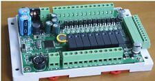 24V DC FX1S 20MR/MT 4AD2DA Module board Clock Modbus for Mitsubishi PLC