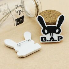 2pics BAP B.A.P BADGE PINS GOODS KPOP NEW ZELO