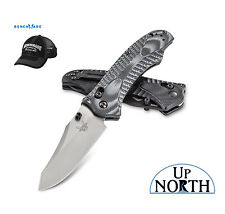 BENCHMADE 950 RIFT AXIS Lock Folding Knife 154CM Stainless Steel Blade FREE HAT
