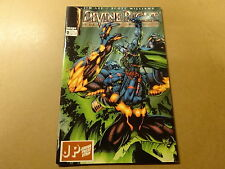 COMIC IMAGE JUNIOR PRESS / DIVINE RIGHT N° 2