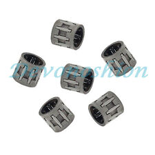 new 6pcs piston needle pin bearing cage for stihl 020T MS200 MS200T chainsaw