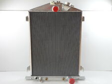HOT ROD RADIATOR ALUMINIUM 680 HIGH BY 430 WIDE,CORE 60 THICK SUPER COOL
