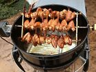 Rotisserie add on kit for Weber Kettle Grill and Gas Grills adds 2-19