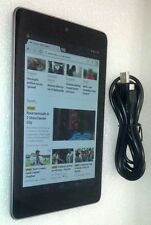 Google Nexus 7 2012 ME370T 32GB 7-inch IPS LCD Android Tablet PC Black 1st Gen