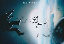 Alfonso CUARON SIGNED Autograph 12x8 Photo AFTAL Film Director Producer Gravity