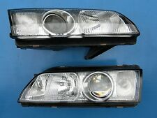 JDM Nissan Skyline GTS GTT GTR R32 Headlight Head Light Lamp Lamps 1 Pair LH RH