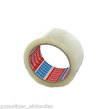 TESA Packing Tape transparent 50mm x 66m Packaging material Package tape