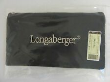 Longaberger Embroidered Money Bag Ships Next Day