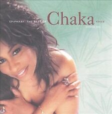 Epiphany: The Best of Chaka Khan, Vol. 1 by Chaka Khan (Warner Bros.)