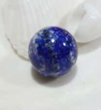 Large Single Afghan Lapis Lazuli Natural Untreated Focal Bead Drilled 16 MM (1)