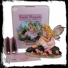 Secret Dell Faerie by Christine Haworth - Ornament Figurine Statue Fairy Poppets
