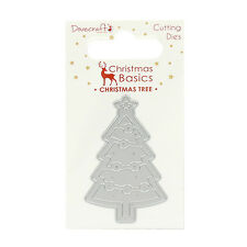 Dovecraft Die – Christmas Tree - great for Cards or Crafts