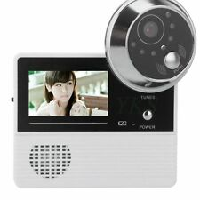 2.4 TFT LCD Screen Video Camera Door Phone Intercom Home Security Doorbell SL