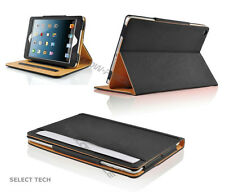 Luxury Leather Shockproof Smart Stand Case Wallet Cover Porket for iPad 2/3/4th.