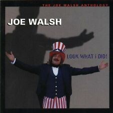 Look What I Did-Anthology - Joe Walsh (1995, CD NIEUW)2 DISC SET