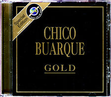 CHICO BUARQUE - GOLD - CD ALBUM SPECIAL EDITION BEST OF [1048]