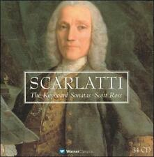 Scarlatti: The Keyboard Sonatas [Box Set], New Music