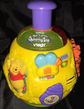 VTech Disney Winnie The Pooh Play 'N Learn Spinning Top