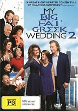 My Big Fat Greek Wedding 2 :  NEW DVD