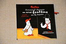 livre animé Pacôme : Comment devenir un vrai Fantome en 4 leçons - J. Duquennoy