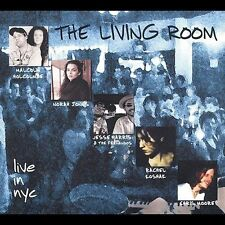 The Living Room - Live in NYC - Vol.1 2002 by Norah Jones; Jesse Harris; Malcolm