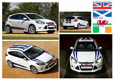 Ford Focus WTCC - Decal Kit
