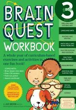 Brain Quest Workbook: Grade 3: A whole year of curriculum-based exercises...