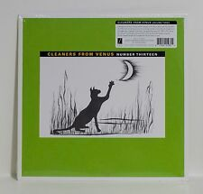 CLEANERS FROM VENUS Number Thirteen VINYL LP Sealed/New Captured Tracks
